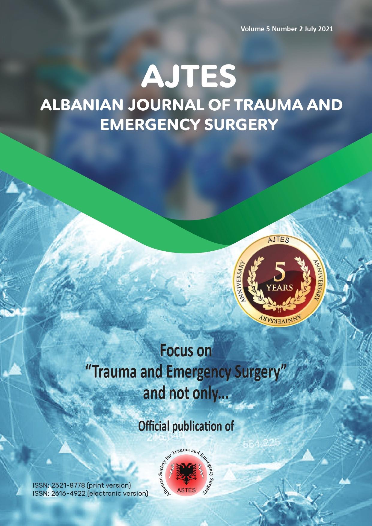 AJTES Vol. 5, No 2, July 2021.